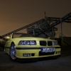 BMW M3 at Night